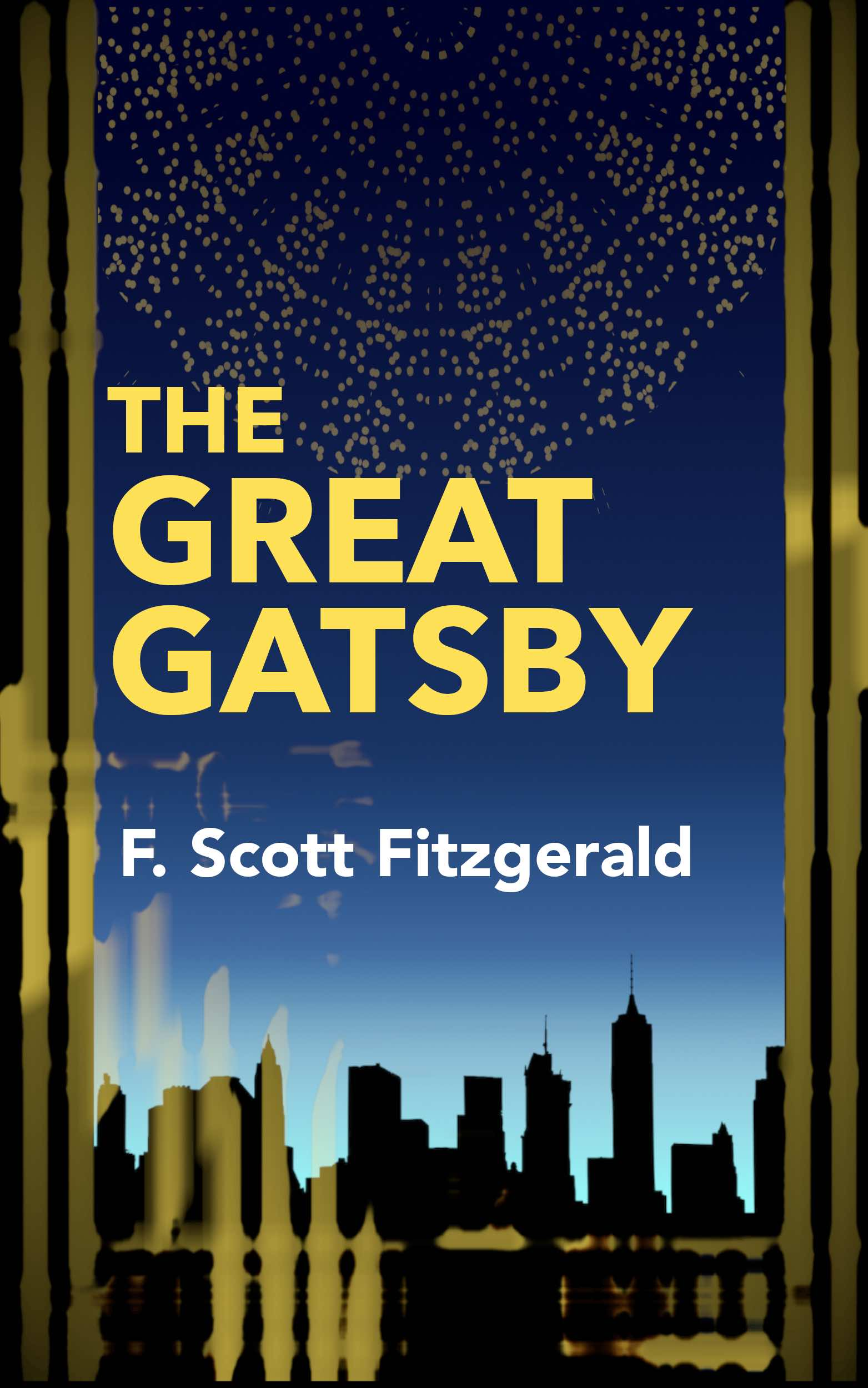 The Great Gatsby cover